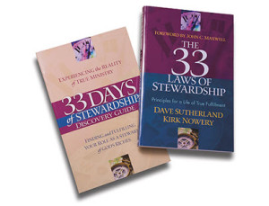 33 Laws of Stewardship