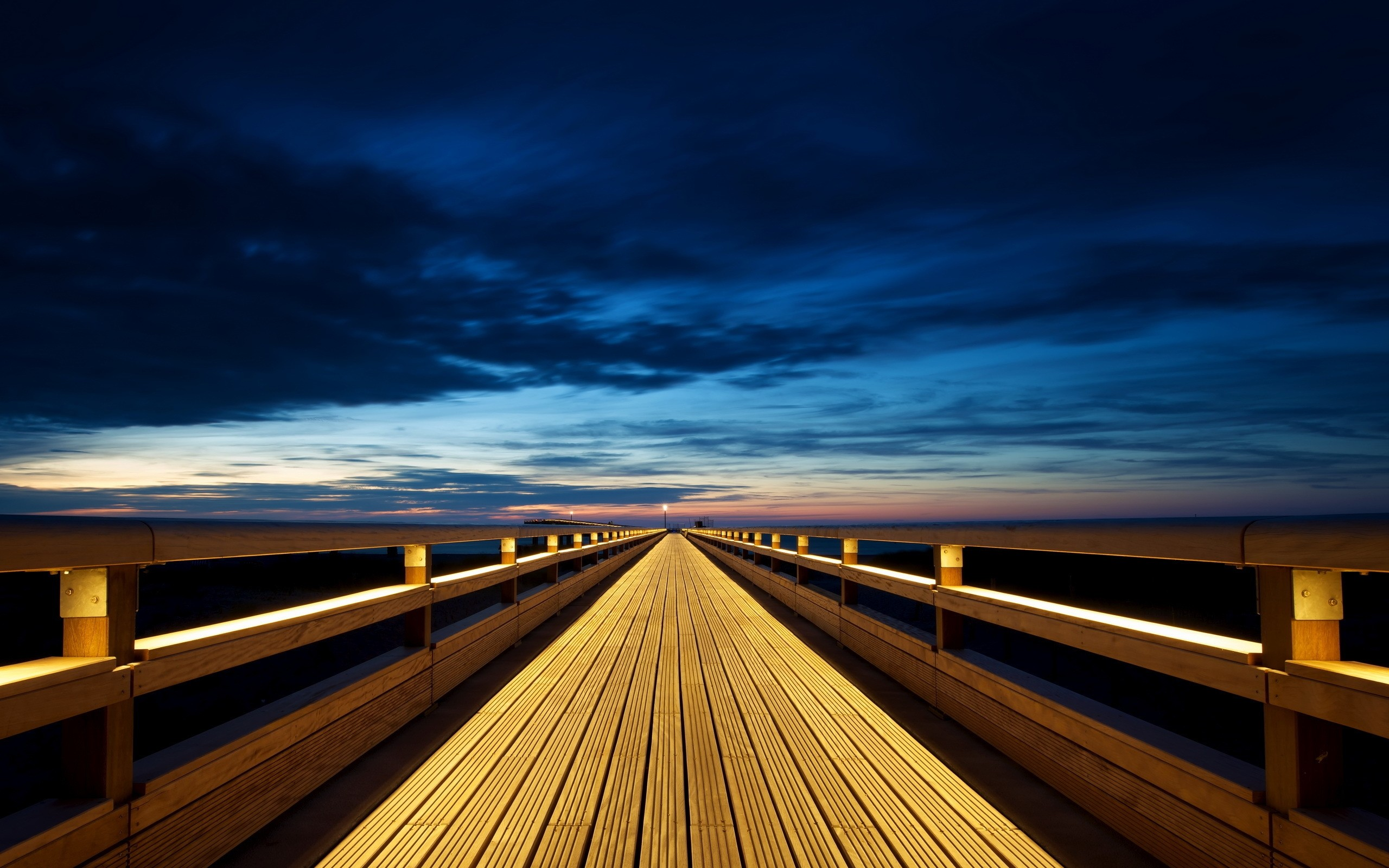 Amazing Long Wooden Bridge Beach Wallpaper Desktop Kirk Nowery