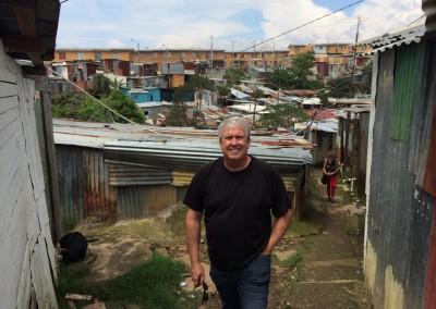 Kirk in Costa Rica